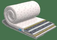 Топпер-футон USLEEP SleepRoll Extra Linen (без поролона), фото 1
