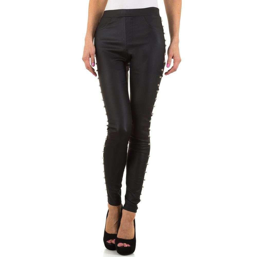 Женские брюки-от-Emma&Ashley GM S-black - KL-WJ-7563-black