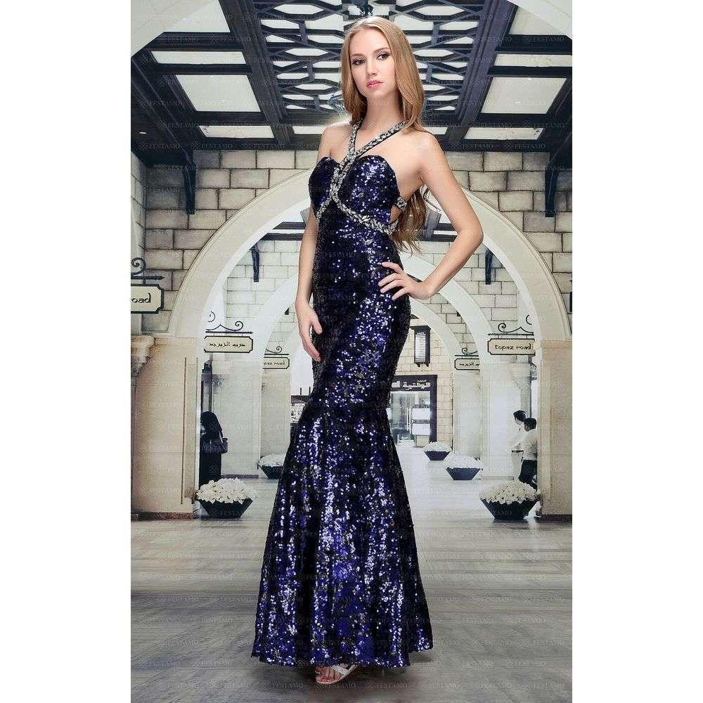 Женское платье от Festamo - violet - Мкл-F2343-violet