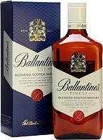Виски  балантайс в коробке Ballantines Finest   1 l