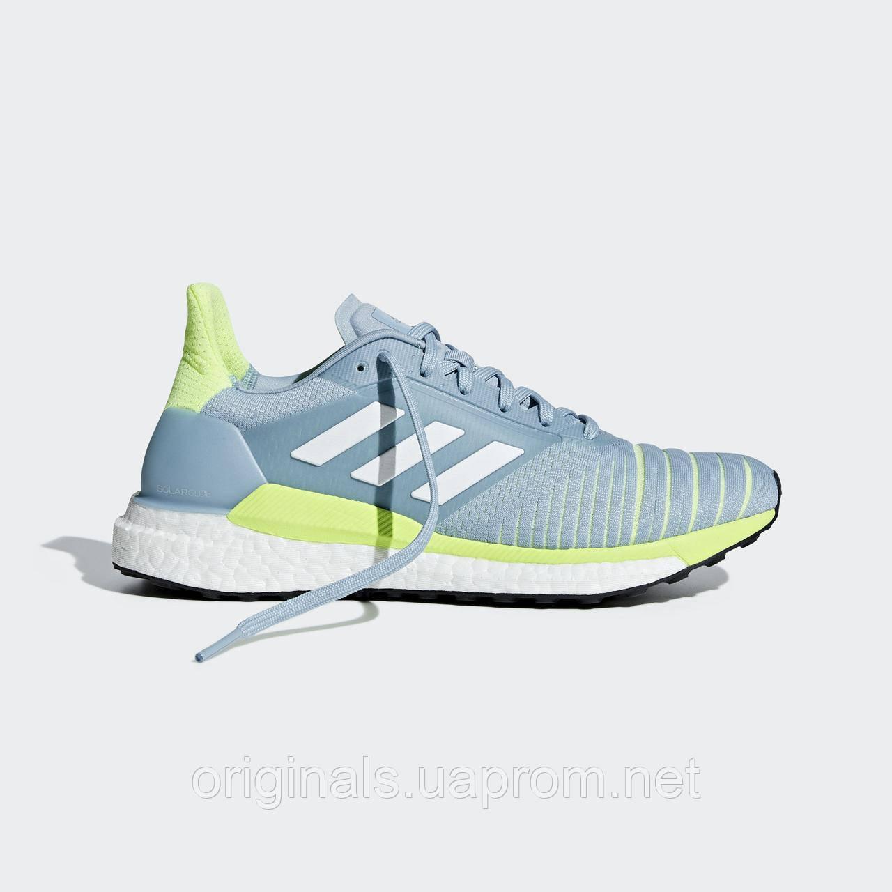 Беговые кроссовки Adidas Solar Glide D97427