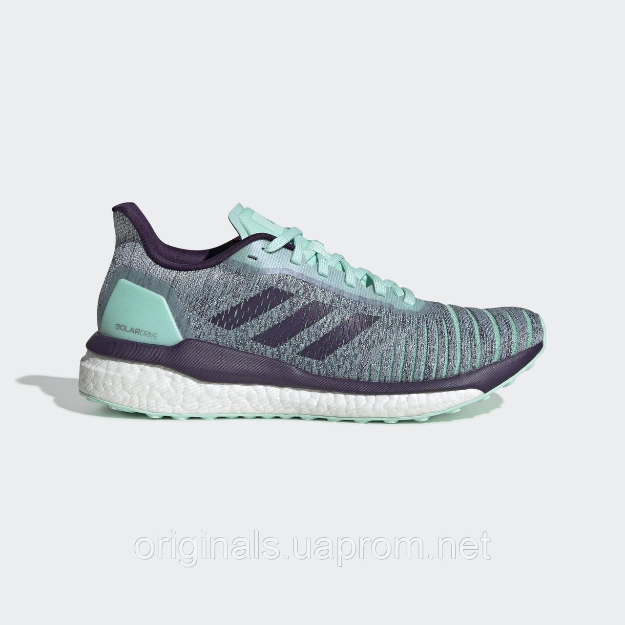 Беговые кроссовки Adidas Solar Drive W D97448