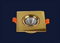 Точечный врезной светильник Levistella 7471241 GD