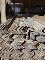 Уголок наружный из сосны 20-30-40-50мм на 20*30*40*50 мм длинной 2-3 метра