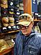 """Бейсболка мужкая з вишивкою """"ARMY"""" колір койот бавовна 100% твіл Coyote Rotcho USA, фото 3"""