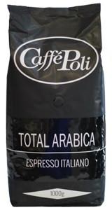 Кофе в зернах Poli 100% Arabiсa 1кг
