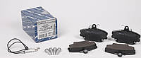"""Колодки тормозные передние DACIA LOGAN 1.4-1.6, RENAULT CLIO II, MEGANE I, """"MEYLE"""" 025 214 6318/W"""
