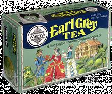 Черный чай Эрл Грей (бергамот)  200г (100*2г)