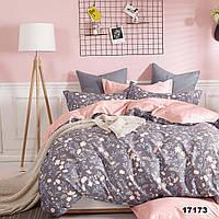 Комплект постельного белья евро Вилюта ранфорс 17173