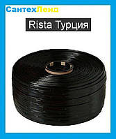 Лента для капельного полива эмитерная Rista Турция  30 см (100 м)