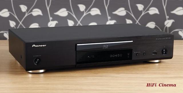 Pioneer BDP-450 Blu-ray проигрыватель 3D дисков Hi-Fi класса
