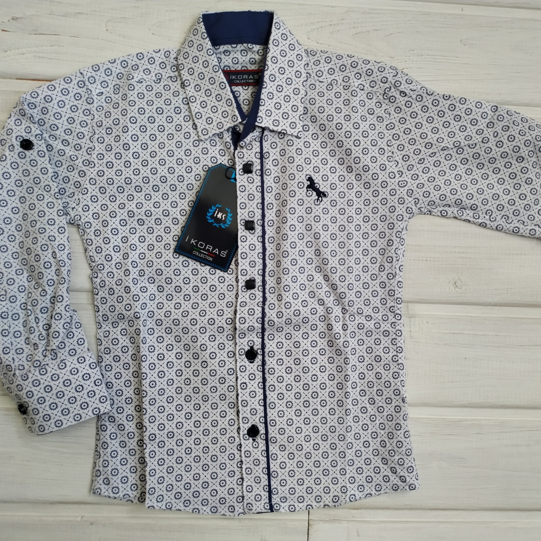 Рубашка для мальчика Размер 92 98 104