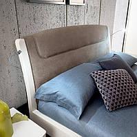 Итальянская кровать с мягким изголовьем и подсветкой Luna Modum 1,6х2 м, Modern Camelgroup