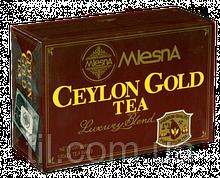 Черный чай Цейлон Голд 200г (100*2г)