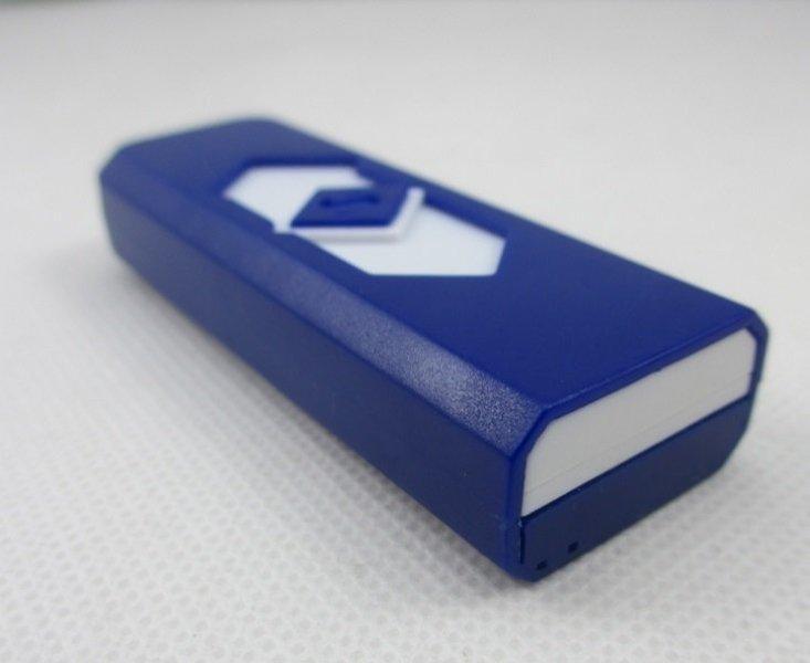 Запальничка електроімпульсна YC-01A // Антиветер // USB зарядка // Аккмулятор