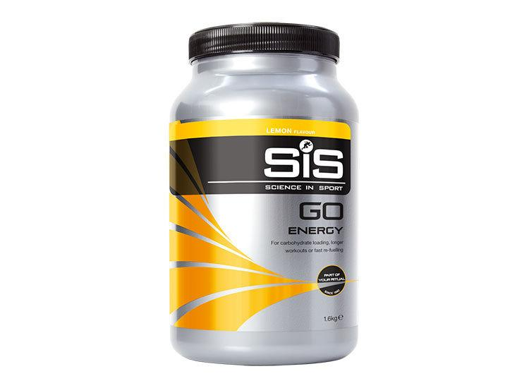 SIS Go Energy напій енергетичний лимон 1.6 кг