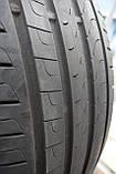 Летние шины б/у 245/45 R18 Pirelli Cinturato P7, пара, фото 7