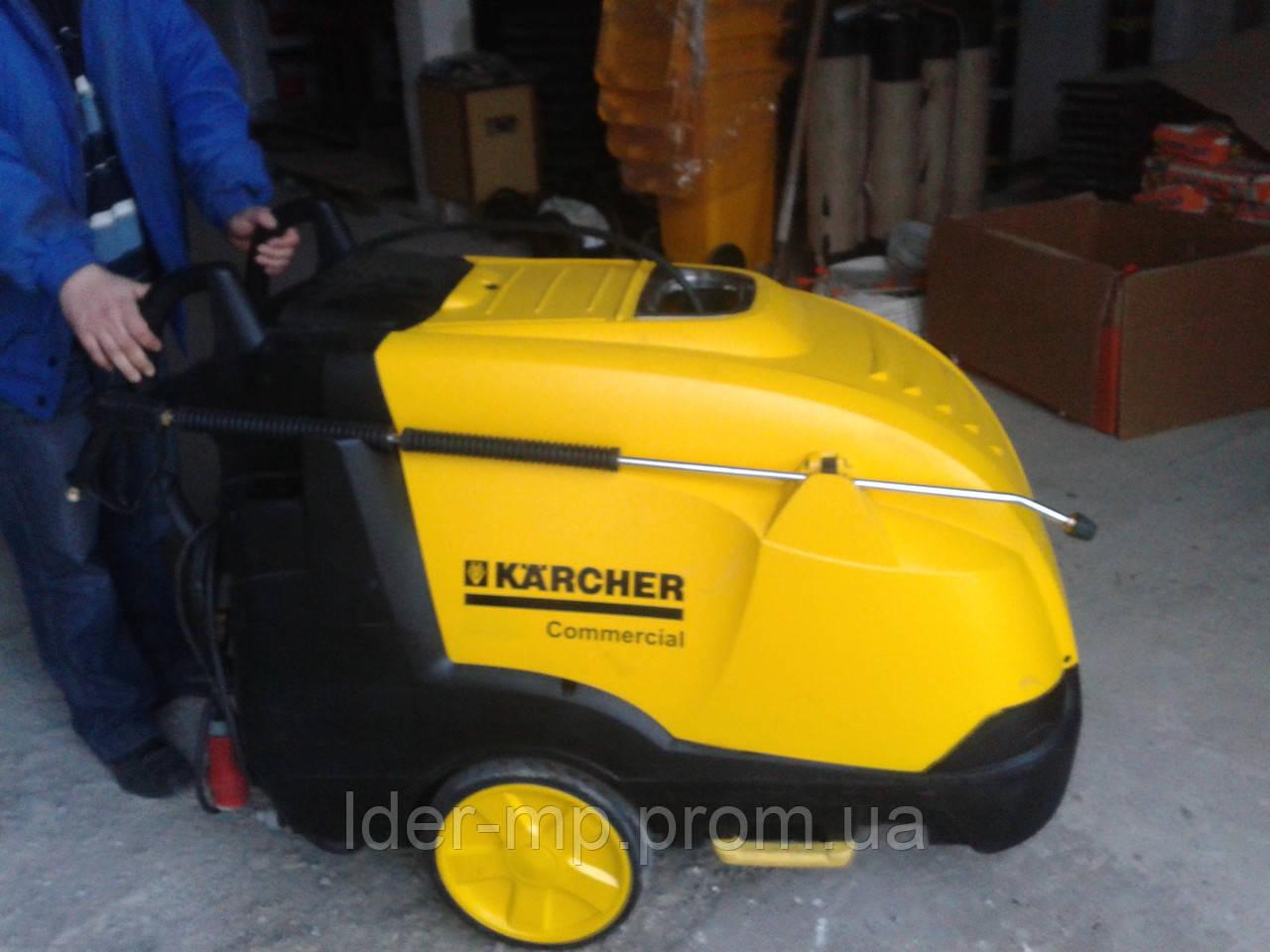Аппарат высокого давления Karcher HDS 8/17-4M (демо)