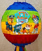 Пиньята - шар с сюрпризом Щенячий патруль 50 см