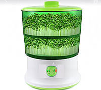 Аппарат для проращивания бобовых, спроутер на 2 яруса Bean Sprout Machine