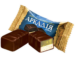 Конфеты Аркадия Лукас 0,5 кг. ТМ Лукас
