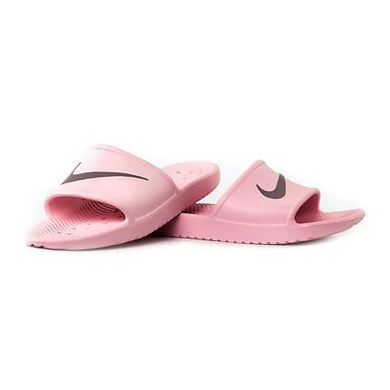 Шлепанцы женские Nike Kawa Shower 832655-601 Розовой, фото 2