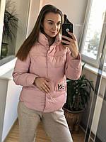 Короткая демисезонная женская куртка, ТМ Nui Very