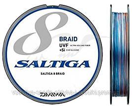 Шнур Daiwa 8 Braid UVF Saltiga X8 66lb 30kg 300m #5