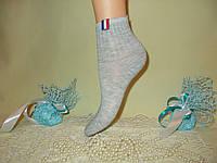 Детские носки хорошего качества возраст  8-10. 10-12. 12-14 лет.  РОЗА Украина
