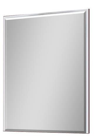 Зеркало для ванной комнаты Сенатор Z-60 (без подсветки) Юввис, фото 2