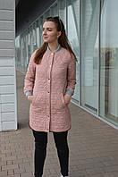Демисезонная стеганная женская куртка, новинка 2019, ТМ Nui Very