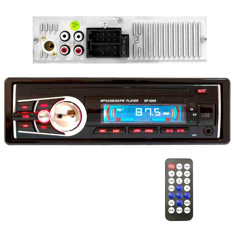 Магнитола Car Audio SP-3209 аналог пионер MP3
