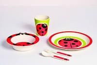 Набор посуды для детей Con Brio 255-CB (5 пр)