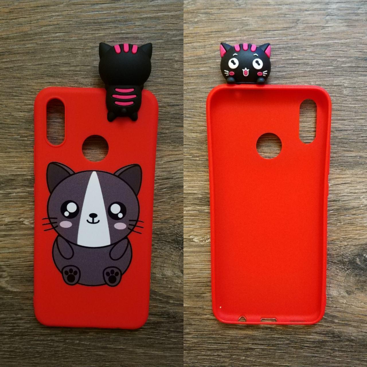 9b339a0eee37 Чехол 3d игрушка для Huawei P Smart 2019 Пони Единорог - купить по ...
