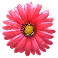 """Искусственные цветы"""" ромашка"""" атлас, фото 1"""