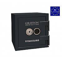 Сейф огневзломостойкий GRIFFON CLE II.50.E (ВхШхГ-506х460х480)