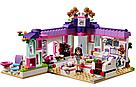 """Конструктор Bela 10856 (Аналог Lego Friends 41336) """"Арт-кафе Эммы"""" 384 детали, фото 5"""