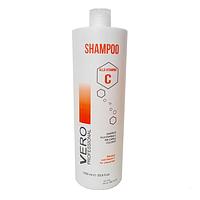 Шампунь для окрашенных волос с витамином C Vero Professional, 1000 мл