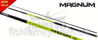 Спиннинг Fishing ROI Magnum 15-80g 2.1m