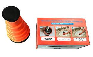 Вантуз для раковины Water Drain Clog Cannon