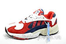 Кроссовки унисекс в стиле Adidas Yung 1, Red\White, фото 2