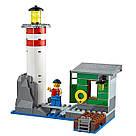 """Конструктор Bela 10830 (Аналог Lego City 60109) """"Пожарный катер"""" 450 деталей, фото 4"""