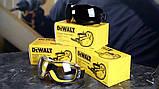 Защитные очки DeWalt DPG82-11 (USA). Идеально прозрачные, фото 2