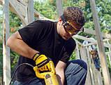 Защитные очки DeWalt DPG82-11 (USA). Идеально прозрачные, фото 4