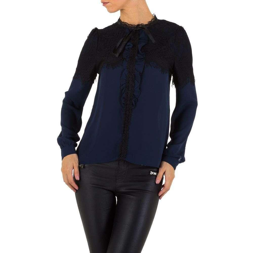 Женская блузка от Emmash - D. blue - KL-МУ-1037-D. blue