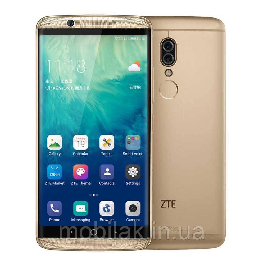 Смартфон ZTE AXON 7 S Snapdragon 821 4/128 Стерео звук NFC