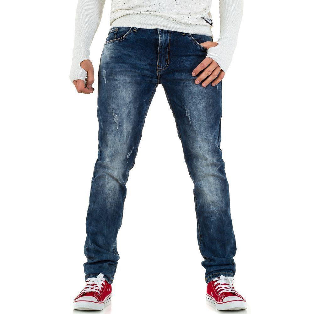 Мужские джинсы от Black Ace, размер 30 - синий - KL-H-B080-синий 30