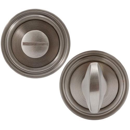 Накладка дверная WC Fimet 261 F20 матовый никель