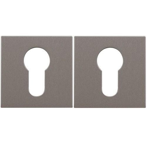 Накладка дверная под цилиндр Fimet 201 F54 матовый никель