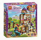 Конструктор Bela 10859 Френдс Дом дружбы (аналог Lego Friends 41340) 730 дет., в собран.кор. 38*40*8см, фото 4